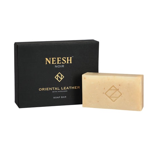 Oriental Leather Soap