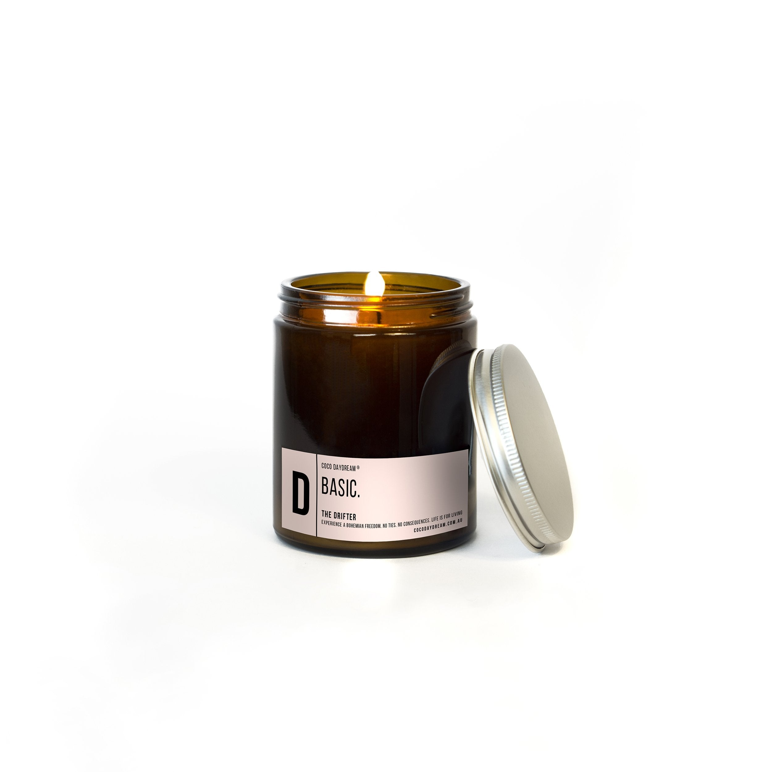 Basic Candle. D - The Drifter
