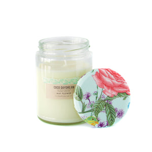 Boutique Candle - May Flower