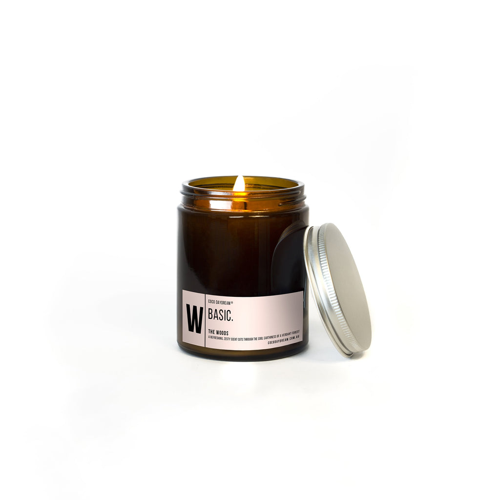 Basic Candle. W - The Woods