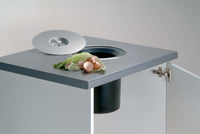 Incounter Waste Bin