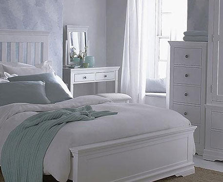 London Moonlight Grey Painted Bedroom Collection