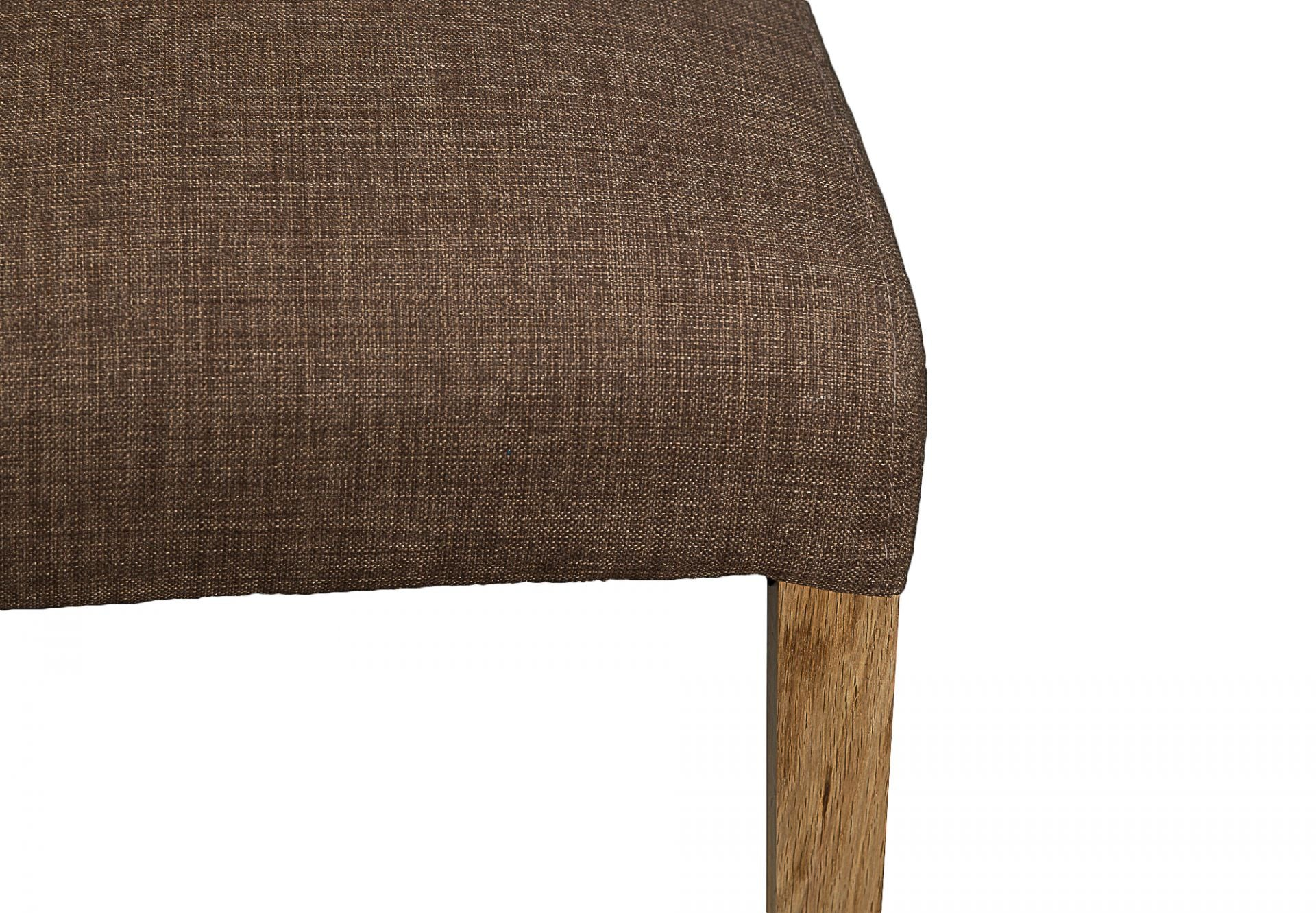 Luxury Chair Straight Back Cinnamon