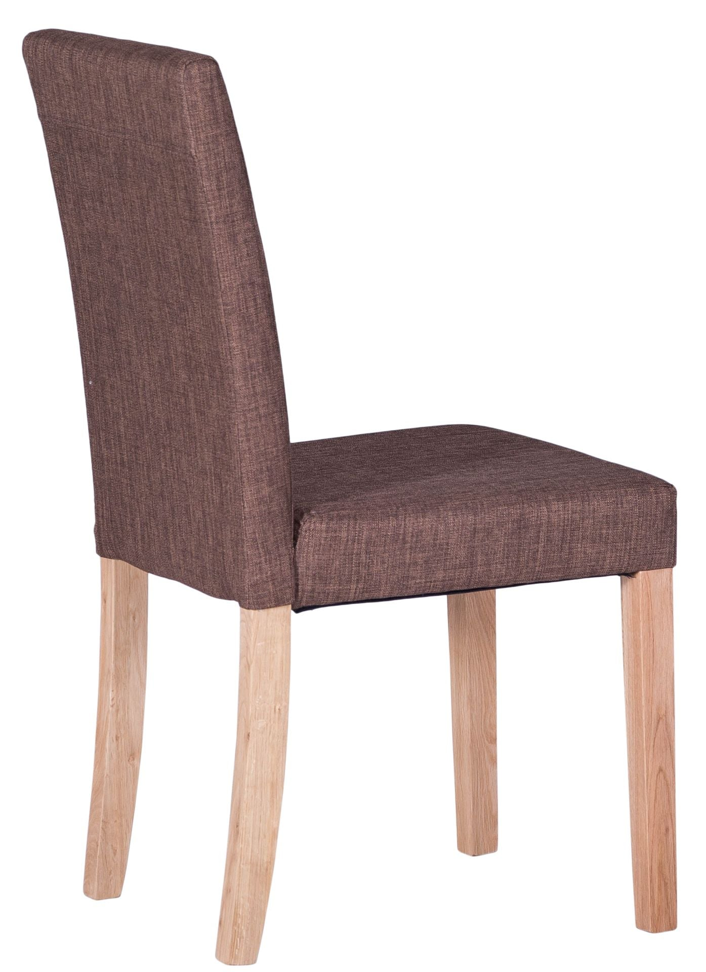 Luxury Chair Square Back Cinnamon