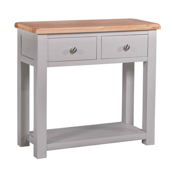 Cinza Grey Console Table