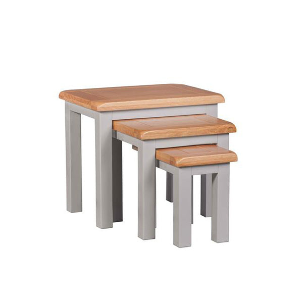 Cinza Grey Nest Of Tables