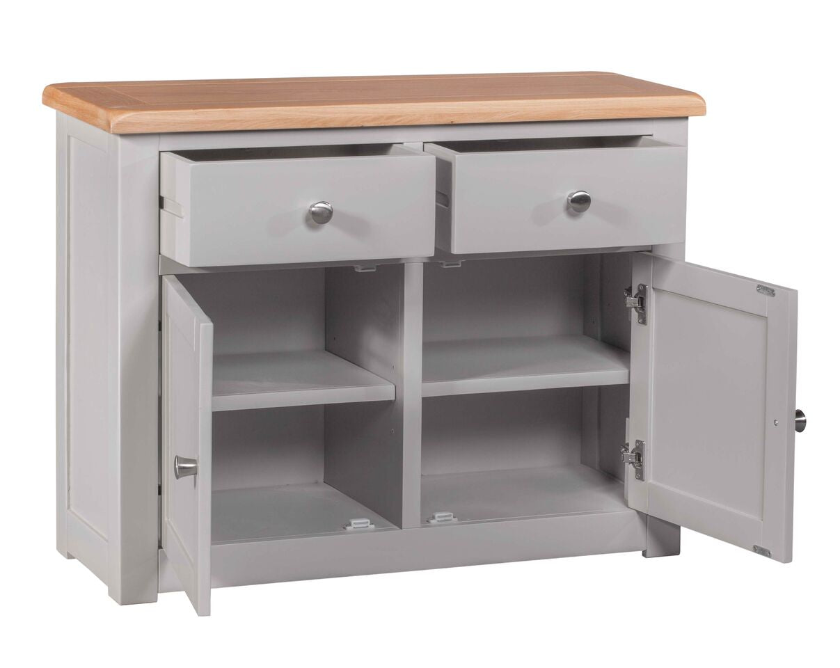 Cinza Grey Small Sideboard