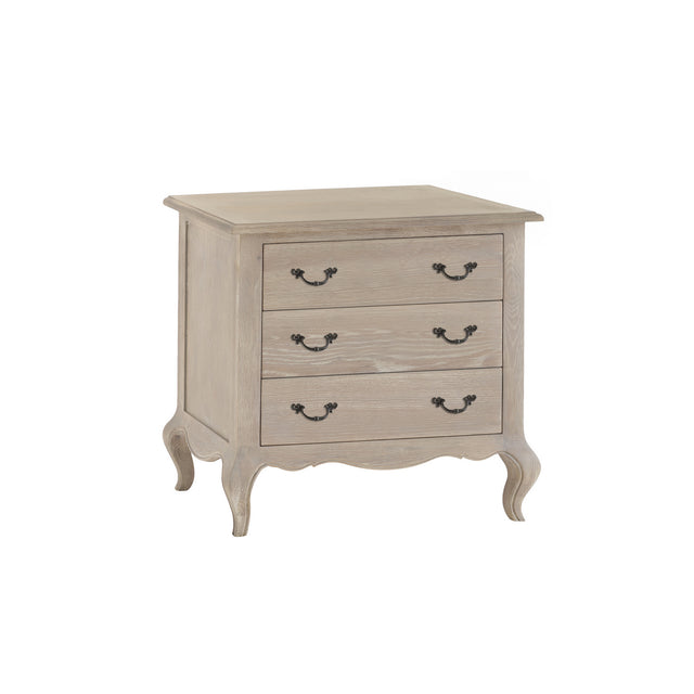 Lyon 3 Drawer Chest
