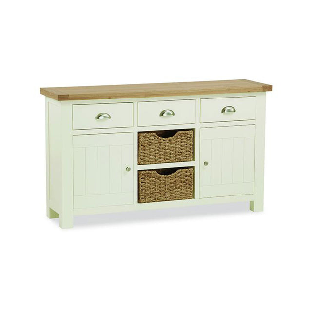 Santana Cream Large Sideboard