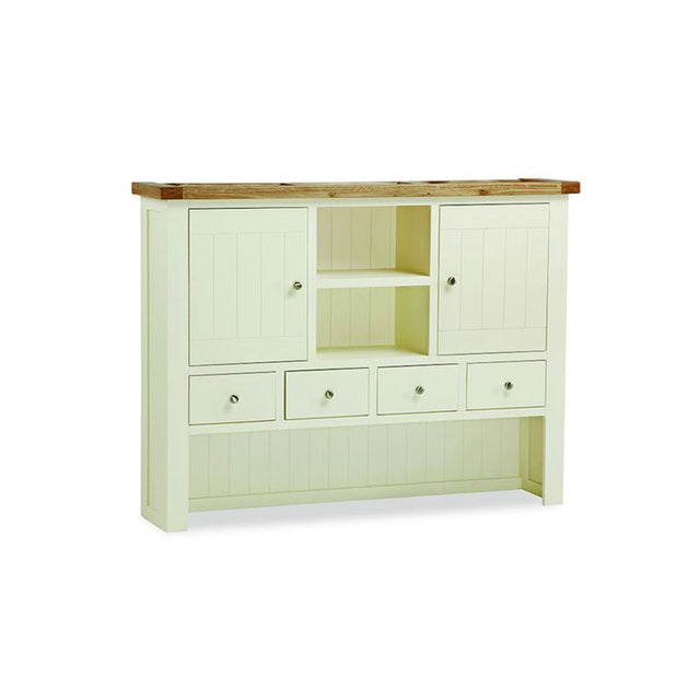 Santana Large Hutch  (for the top of the large sideboard)