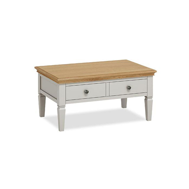Paris Oak Coffee Table
