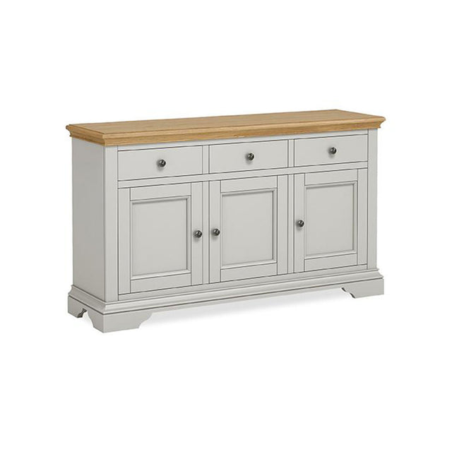 Paris Oak Large Sideboard