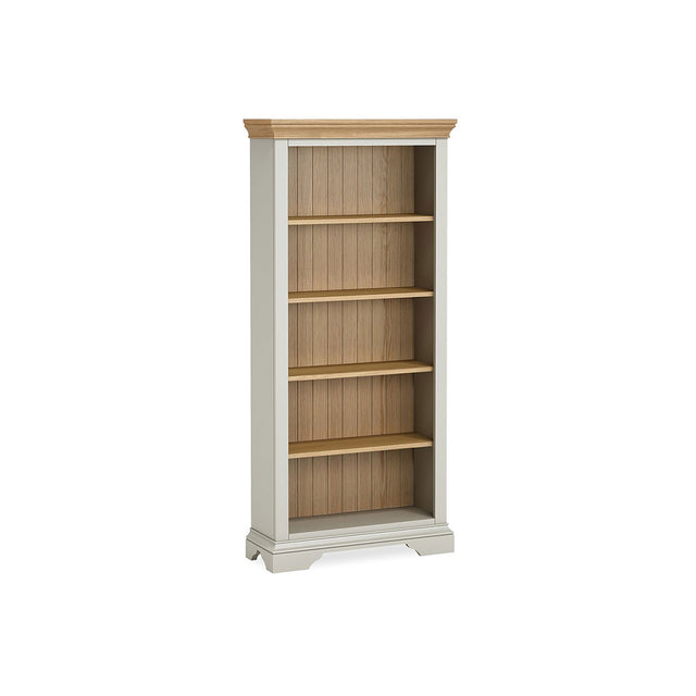 Paris Oak Large Bookcase