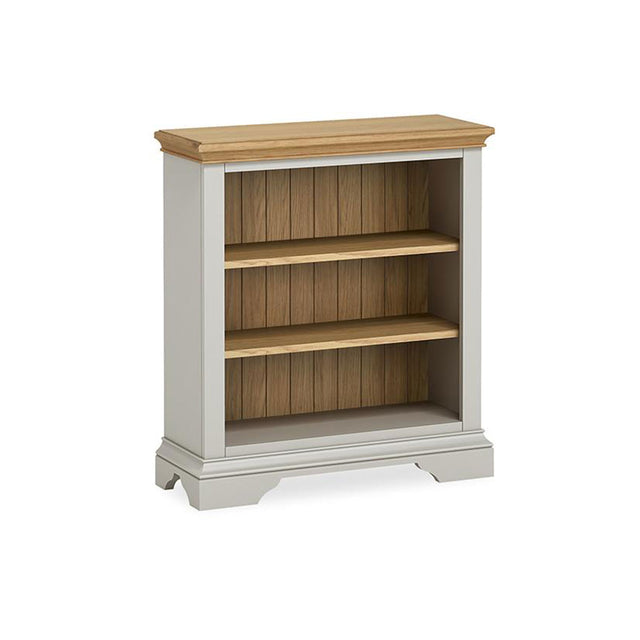 Paris Oak Small Bookcase