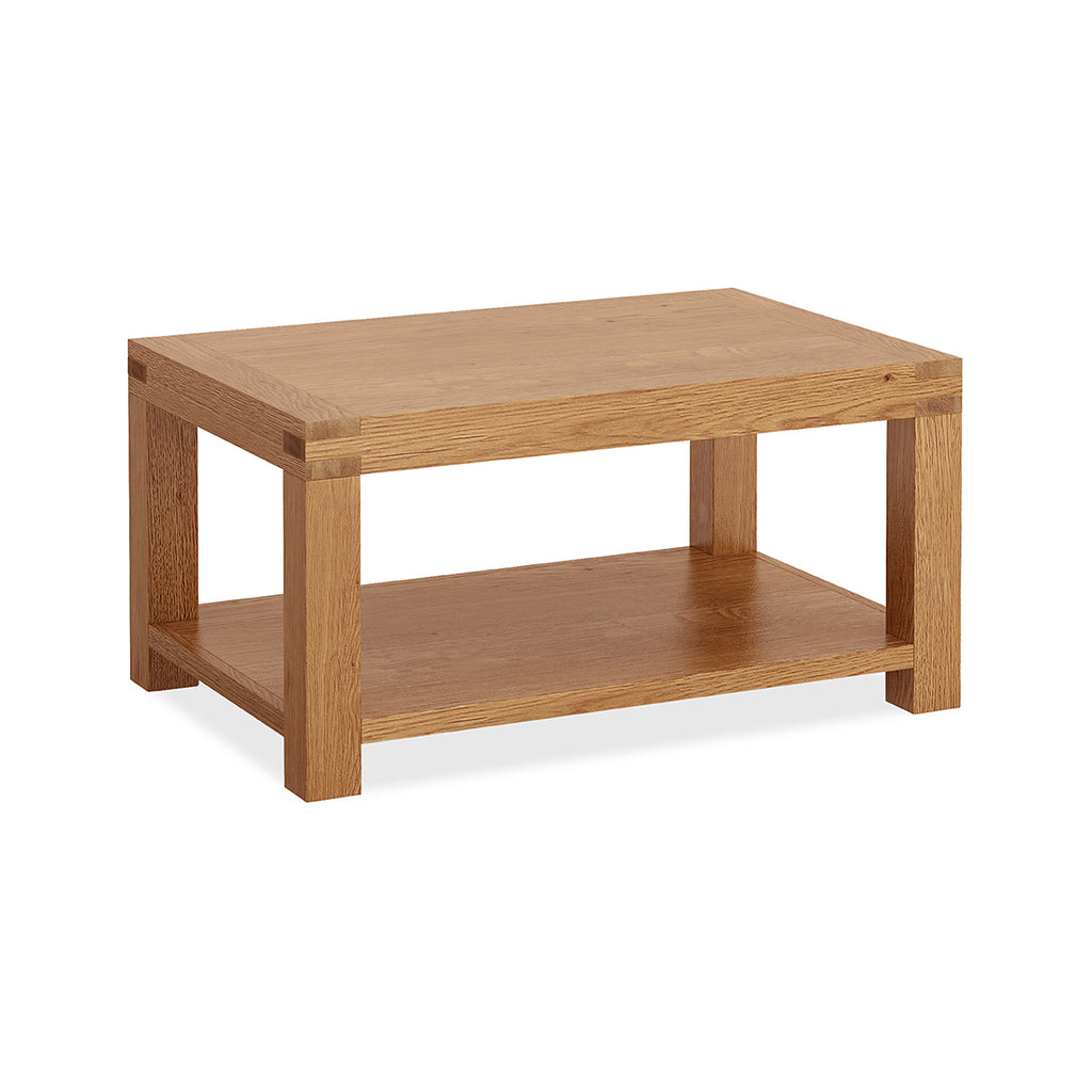 Montreal Country Oak Coffee Table