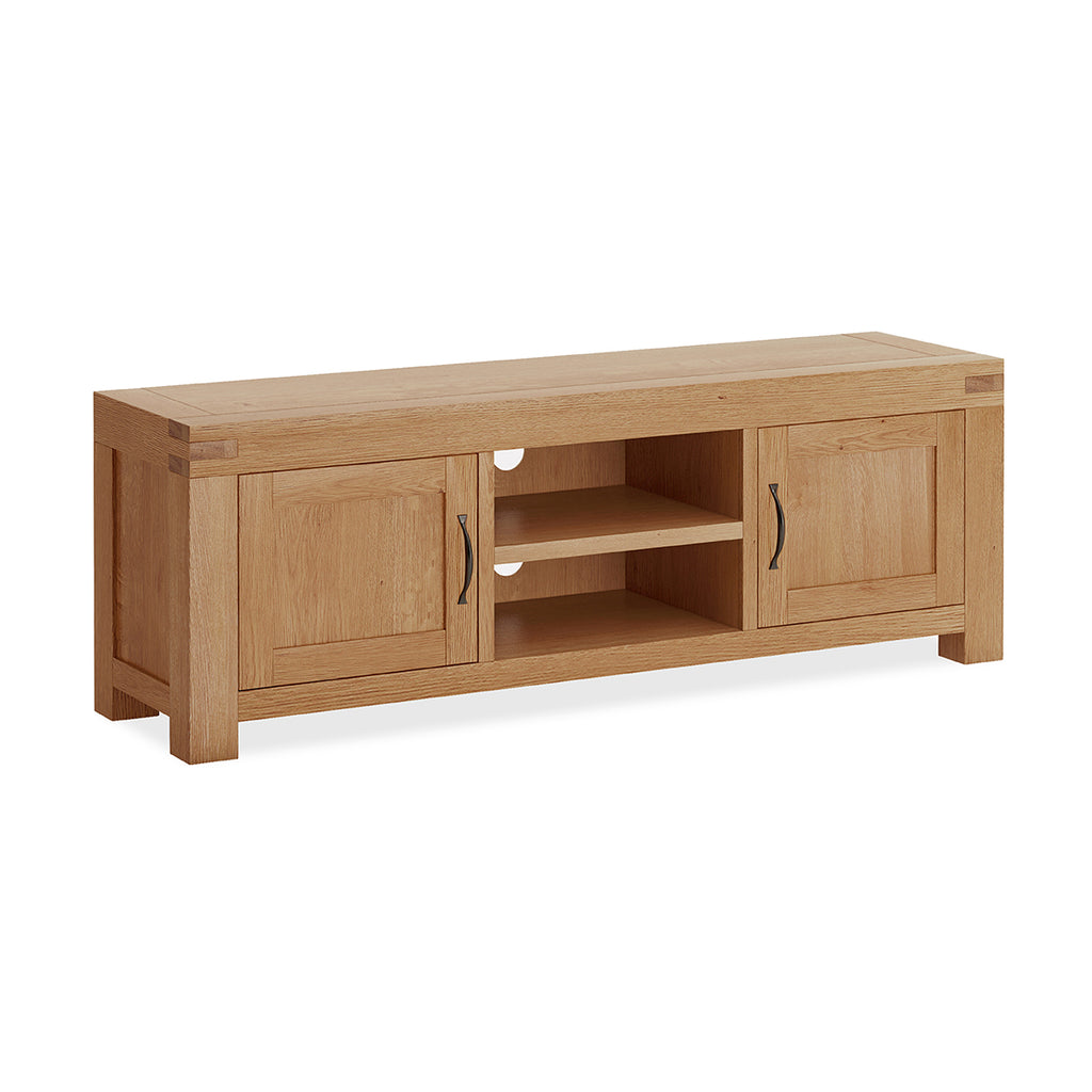 Montreal Country Oak 160cm TV Stand