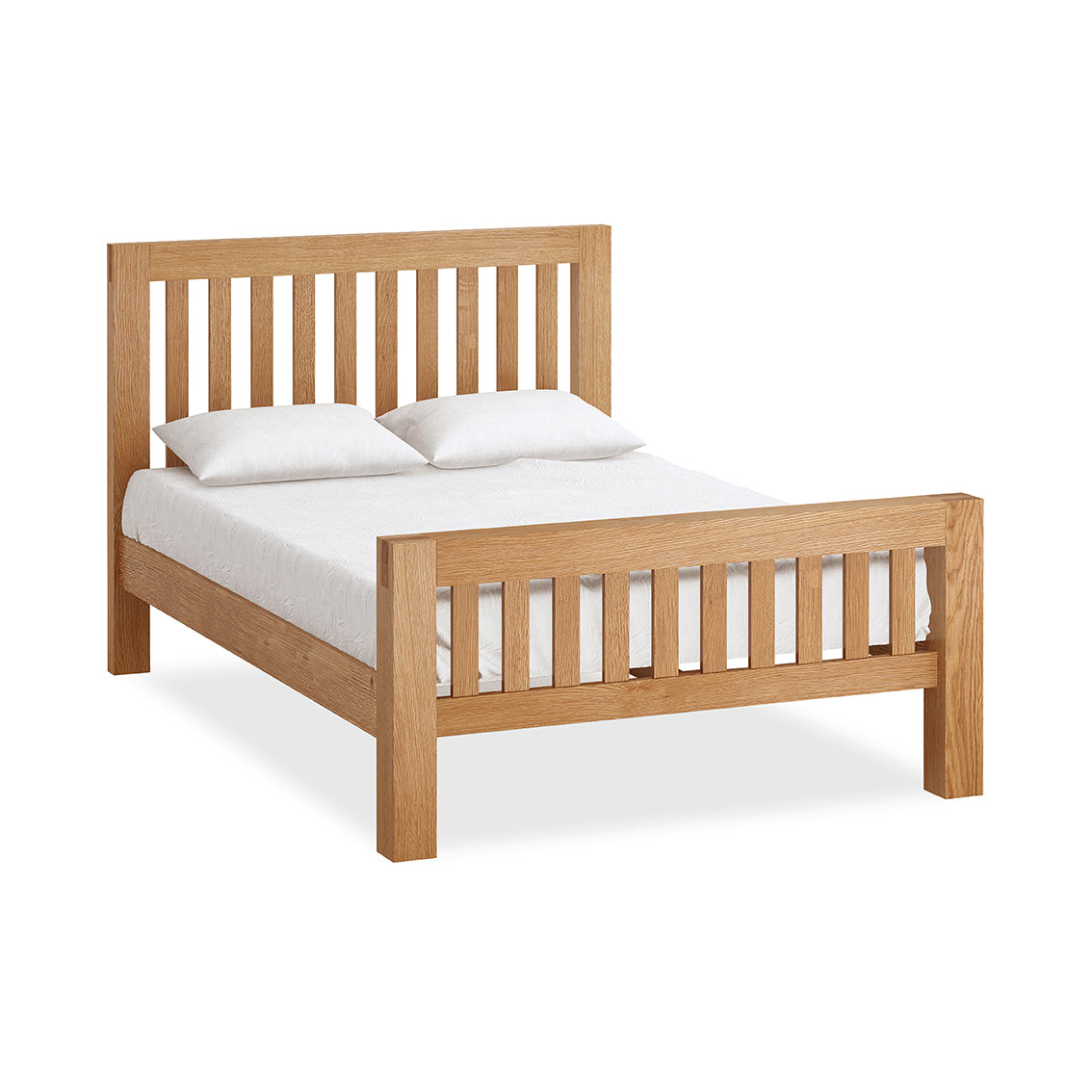 Montreal Country Oak Beds - Double, King & Superking