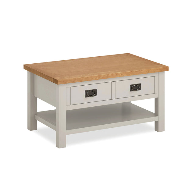 Devon Painted Oak Coffee Table