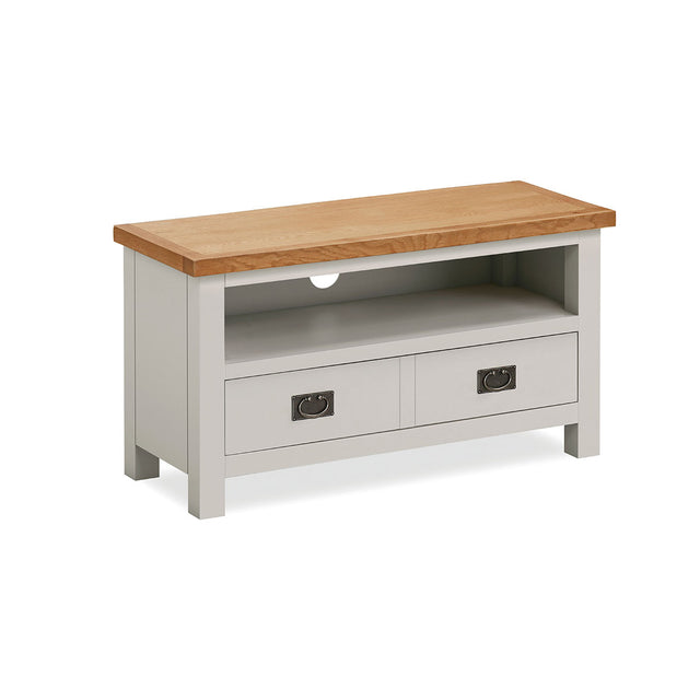 Devon Painted Oak Small TV Unit
