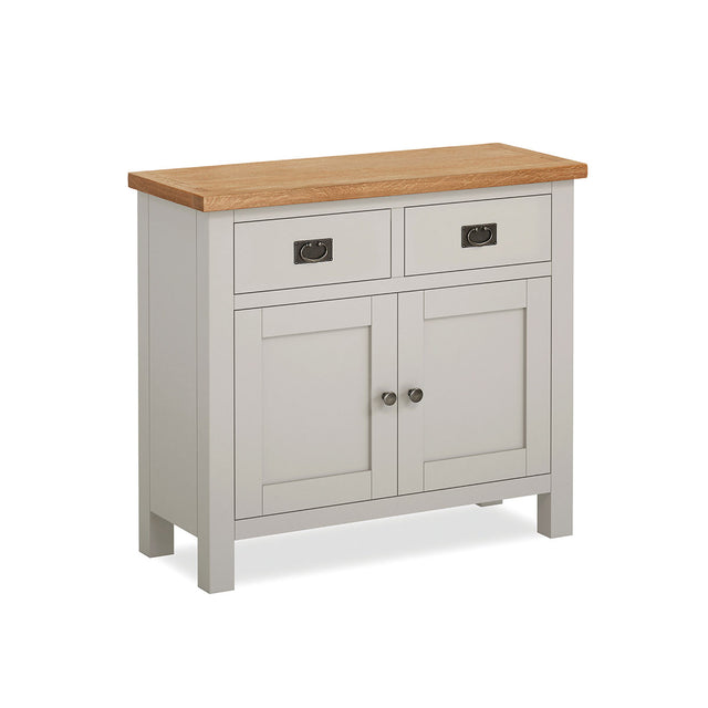 Devon Painted Oak 2 Door Sideboard