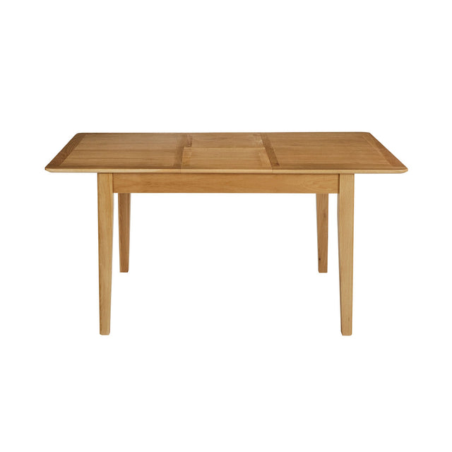 Bath Oak Compact Extending Dining Table