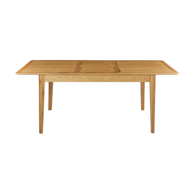 Bath Oak Medium Extending Dining Table