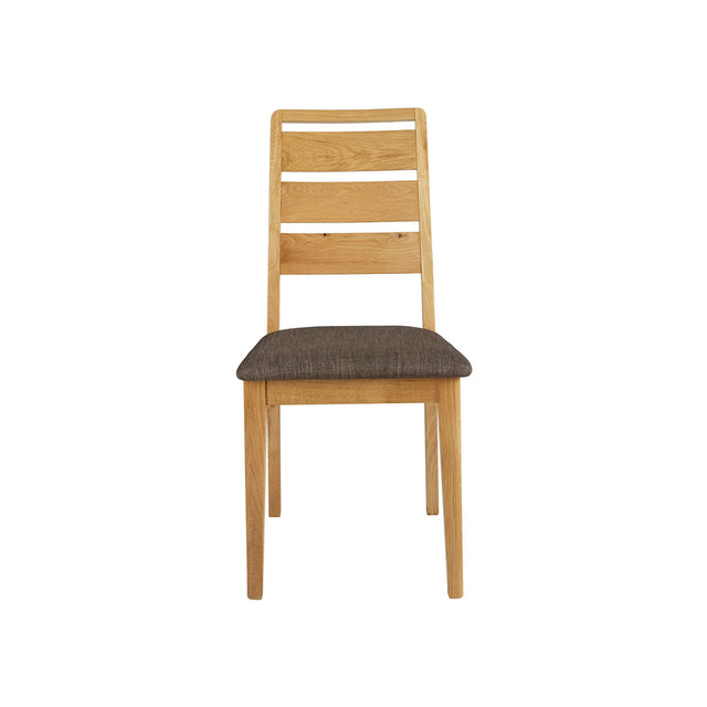 Bath Oak Ladder Back Dining Chair