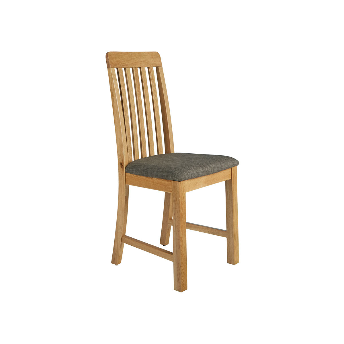 Bath Oak Vertical Slat Dining Chair