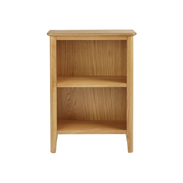 Bath Oak Small Bookcase