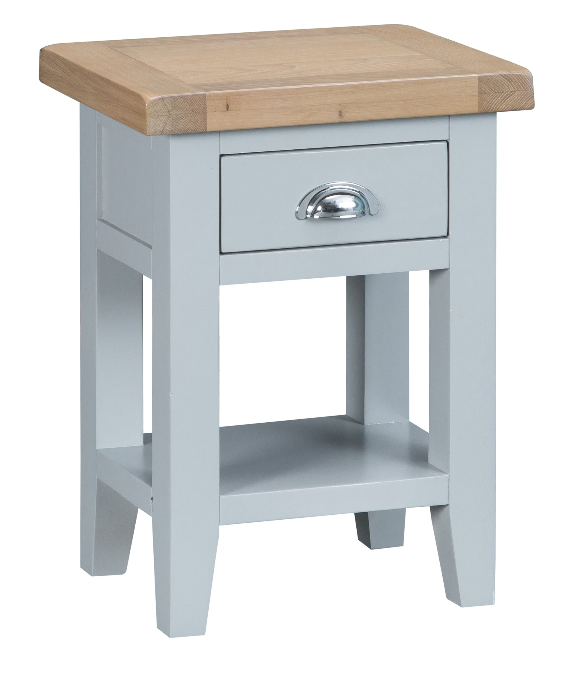 Seville Grey Side Table
