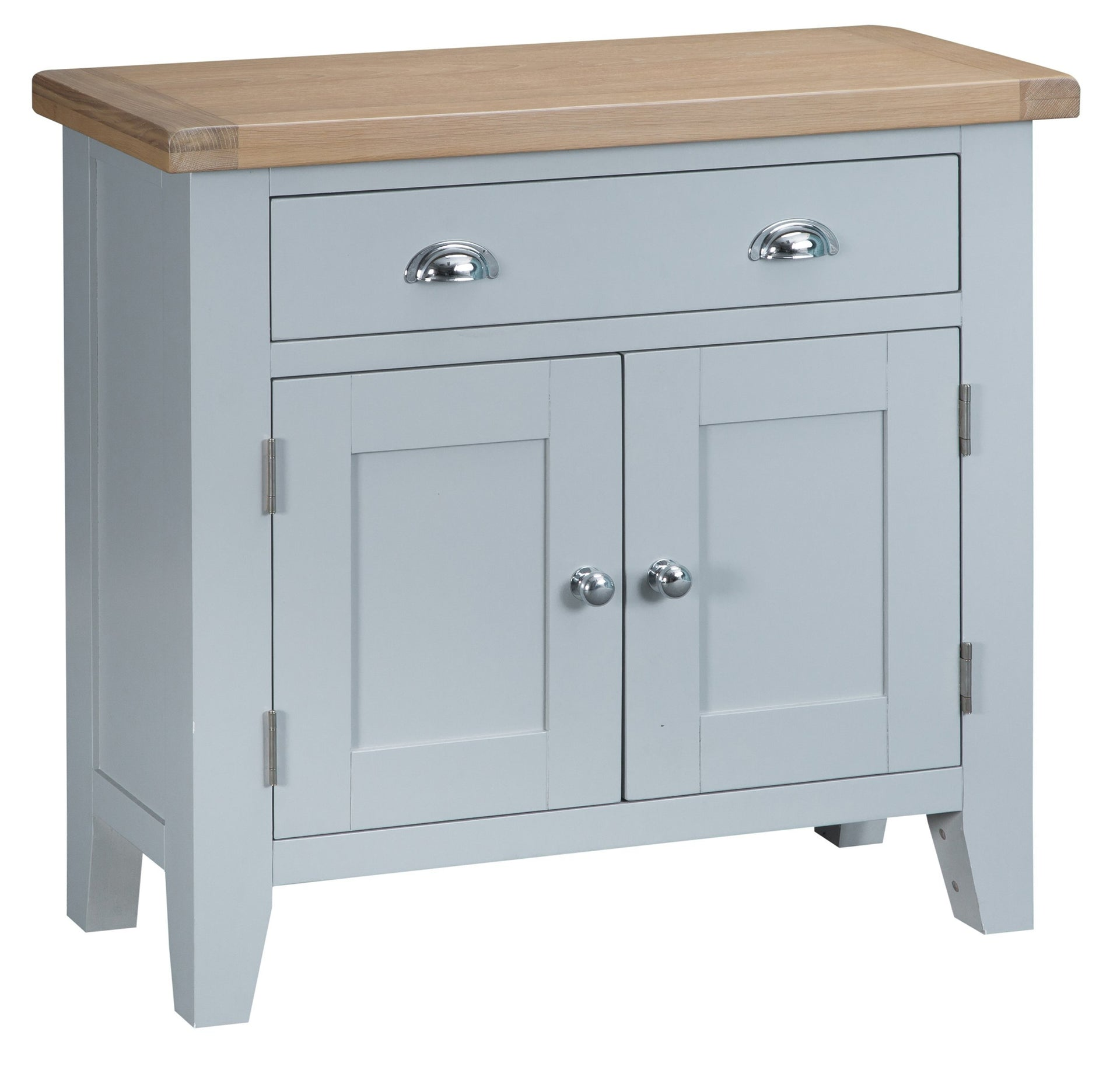 Seville Grey Small Sideboard