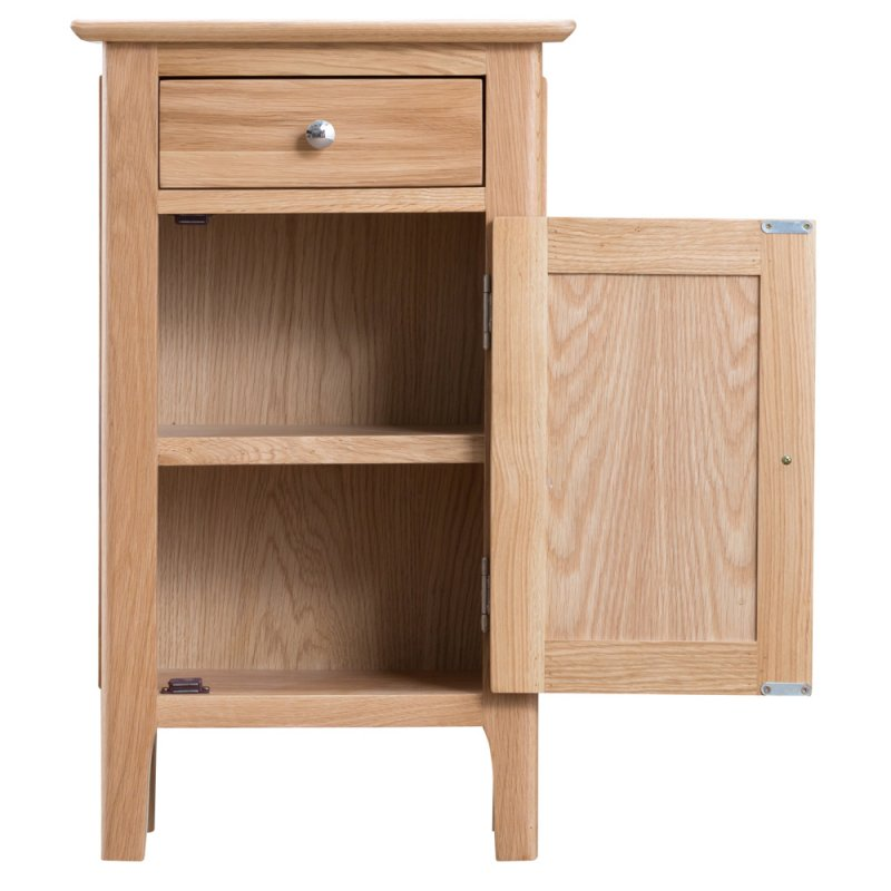 Malaga Oak Small Cupboard