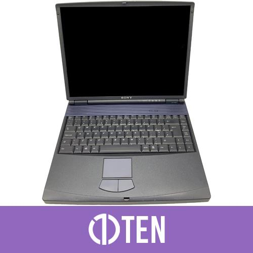 Sony Pcg-9G1M 15.0 inch Laptop 512 MB RAM 30 GB HDD