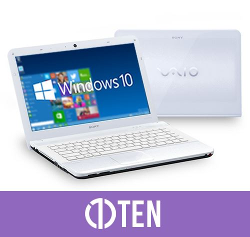Sony Vaio Vpcea1S1E 14.1 inch Laptop Intel Core i3 4 GB RAM 500 GB HDD