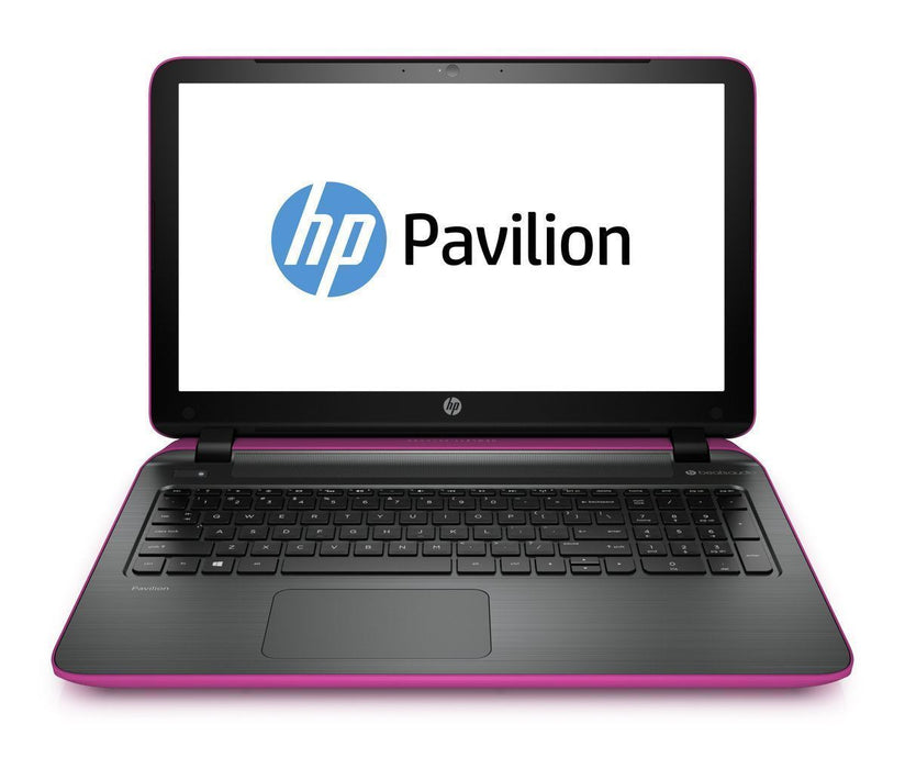 Hp Pavilion 15-P248Sa 15.6 inch Touchscreen Laptop Intel Core i3 8 GB RAM 1 TB HDD