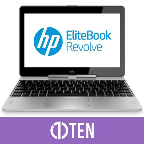 Hp Elitebook Revolve 810 G1 11.6 inch Laptop Intel Core i7 8 GB RAM 128 GB SSD