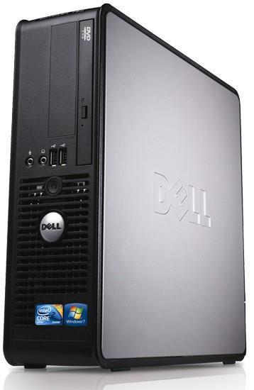 Dell Optiplex 755 Sff Intel Core 2 Duo 1 GB RAM 80 GB HDD