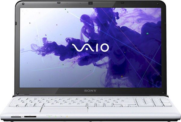 Sony Vaio Sve1511P1Ew 15.5 inch Laptop Intel Core i5 8 GB RAM 750 GB HDD