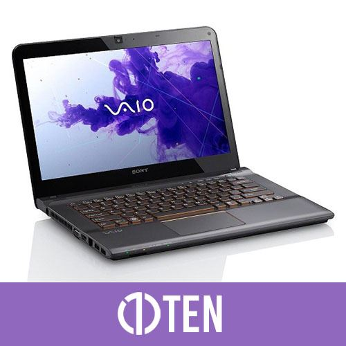Sony Vaio Sve14A3C5E 14.1 inch Gaming Laptop Intel Core i5 8 GB RAM 500 GB HDD
