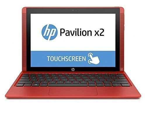 Hp Pavilion 10-N100Na 10.1 inch Touchscreen Laptop Intel Atom x5 2 GB RAM 32 GB eMMC