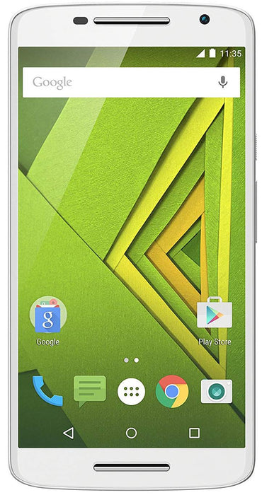 Motorola Moto X Play Mobile Phone White