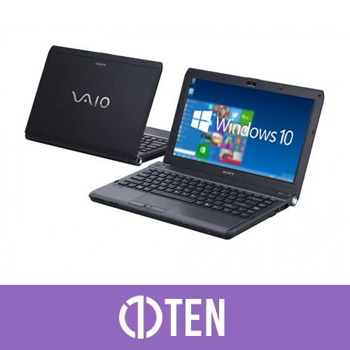 Sony Vaio Vpcs12V9E 13.3 inch Gaming Laptop Intel Core i5 4 GB RAM 500 GB HDD