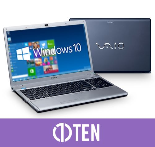 Sony Vaio Vpcf11C5E 16.4 inch Gaming Laptop Intel Core i5 8 GB RAM 500 GB HDD