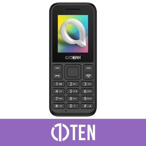 Alcatel 1066G Mobile Phone Black