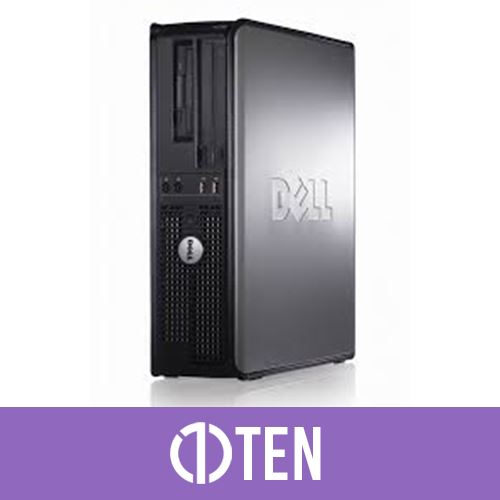 Dell Optiplex 745 Sff Intel Core 2 Duo 4 GB RAM 80 GB HDD