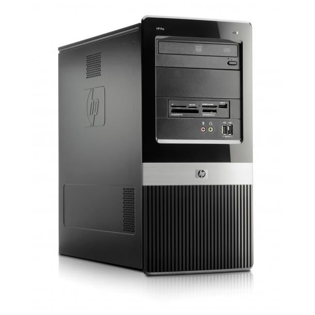Hp Pro 3015 Microtower PC AMD 3 GB RAM 500 GB HDD