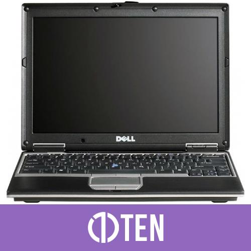 Dell Latitude D430 12.1 inch Laptop Intel Core 2 Duo 2 GB RAM 250 GB HDD