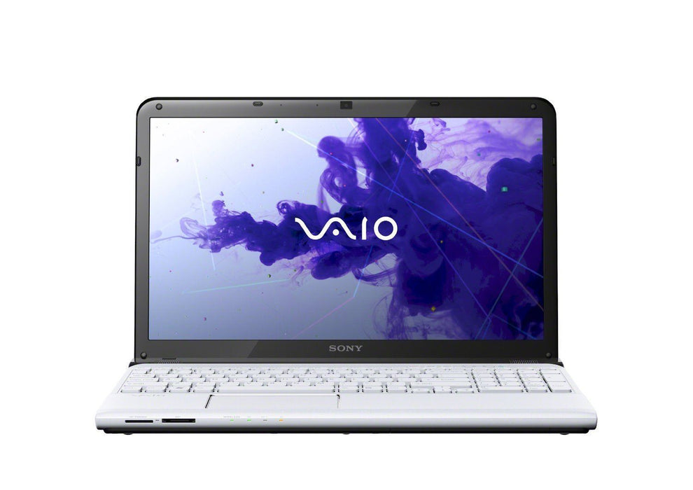 Sony Vaio Sve151D11M 15.6 inch Laptop Intel Core i5 8 GB RAM 750 GB HDD