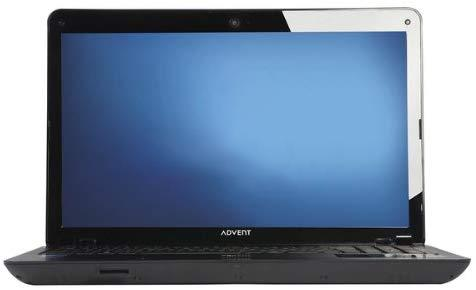 Advent Modena M201 15.6 inch Laptop Intel Celeron 3 GB RAM 320 GB HDD