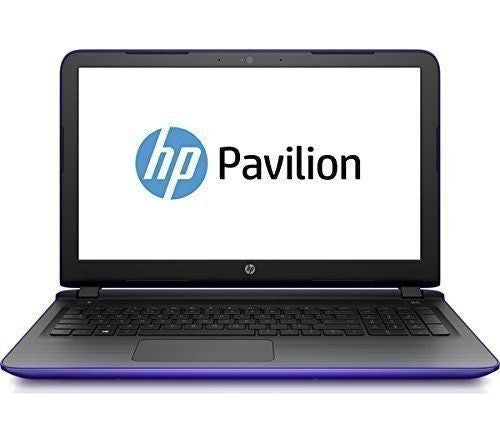Hp Pavilion 15-Ab044Sa 15.6 inch Laptop Intel Core i3 8 GB RAM 1 TB HDD